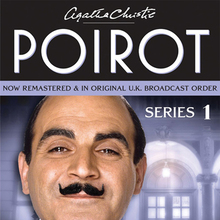 <cite>Poirot</cite> Series 1 DVD Set