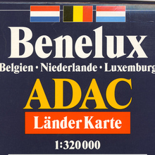 ADAC roadmaps and city guides