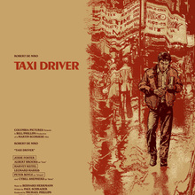 <cite>Taxi Driver</cite> Poster for Alamo Drafthouse