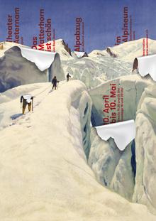 The Matterhorn is beautiful / Alpabzug
