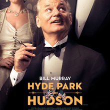 <cite>Hyde Park on Hudson</cite> UK promotion