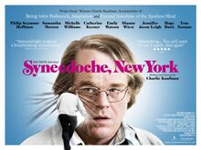 <cite>Synecdoche, New York</cite> poster