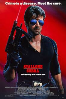 <cite>Cobra</cite> movie poster