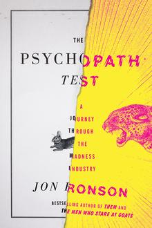 <cite>The Psychopath Test</cite>, Riverhead Books Edition