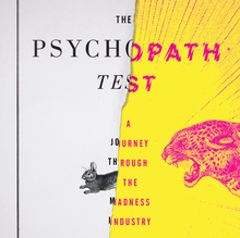 <cite>The Psychopath Test</cite>, Riverhead Books Edition
