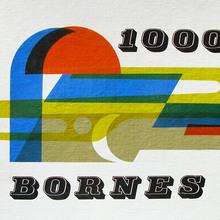 Mille Bornes Card Game (1960 Edition Spécial)