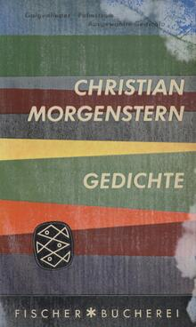 <cite>Gedichte</cite> by Christian Morgenstern