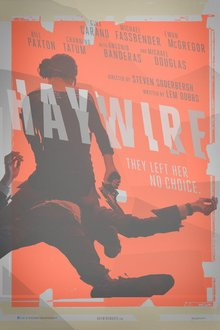 <cite>Haywire</cite> Movie Poster
