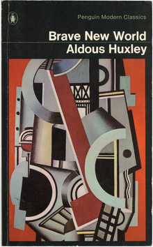 <cite>Brave New World</cite> 1976 Penguin edition