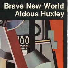 <cite>Brave New World</cite> 1976 Penguin edition