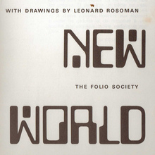 <cite>Brave New World</cite> 1971 Folio edition