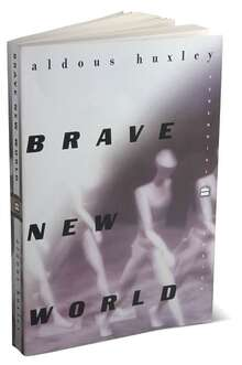 <cite>Brave New World</cite> Harper Perennial edition