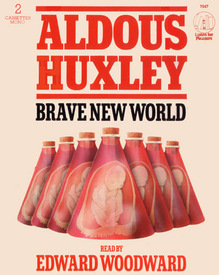 <cite>Brave New World</cite> audio book