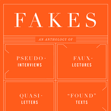 <cite>Fakes</cite> by David Shields and Matthew Vollmer