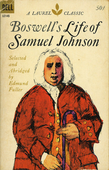 <cite>Boswell's Life of Samuel Johnson</cite>