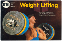 <cite>Weight Lifting</cite>, Know the Game Series