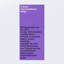 <cite>Tofranil</cite>, Geigy