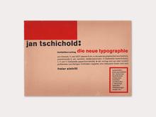 <cite>Die Neue Typographie</cite>, Lecture Invitation