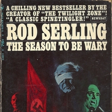 <cite>The Season to Be Wary</cite>, by Rod Serling
