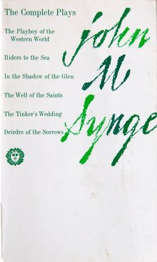 <cite>The complete plays of John M. Synge</cite>, Vintage Books Edition