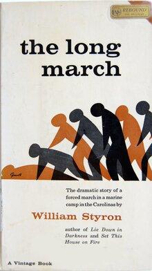 <cite>The Long March</cite>, Vintage Books Edition
