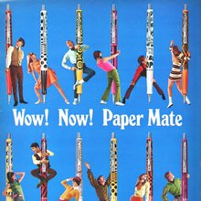 Paper Mate Ad