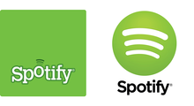 Spotify brand and website
