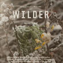 <cite>Wilder Quarterly</cite> 2011–13