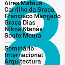 Posters for Architecture Lectures and Workshops at Universidade Autónoma de Lisboa