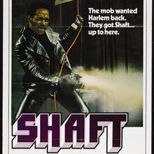 <cite>Shaft</cite> Movie Poster