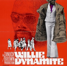 <cite>Willie Dynamite</cite> Movie Posters