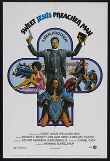 <cite>Sweet Jesus, Preacher Man</cite> Movie Posters