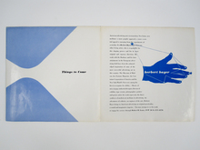 Herbert Bayer self-promo brochure