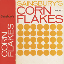 Sainsbury's Corn Flakes