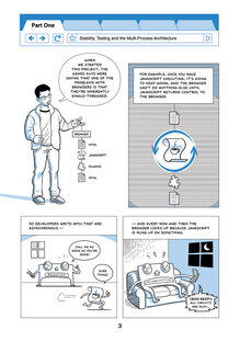 Google Chrome Introduction Comic