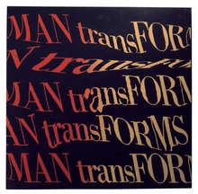 <cite> MANtransFORMS</cite> exhibition catalog