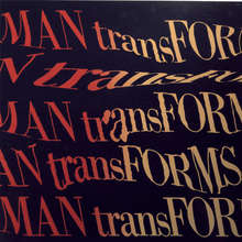 <cite> MANtransFORMS</cite> exhibition catalog