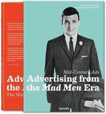 <cite>Mid-Century Ads. Advertising from the Mad Men Era</cite>, Taschen
