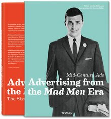 <cite>Mid-Century Ads. Advertising from the Mad Men Era</cite>, Taschen