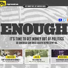 Represent.us Campaign