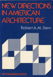 <cite>New Directions in American Architecture</cite> by Robert A.M. Stern
