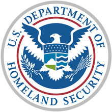 Seal of the U.S. Department of Homeland Security