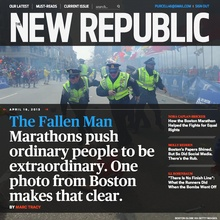 <cite>The New Republic</cite> Website