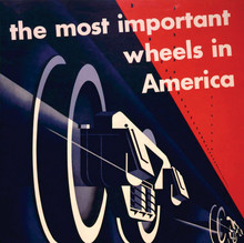 Association of American Railroads Poster
