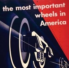 Association of American Railroads Poster
