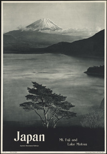1950s Japan Travel Posters