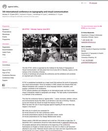 ICTVC – <cite>against lethe…</cite>, Nicosia (CY), 4–12 June 2013