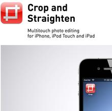 Crop and Straighten