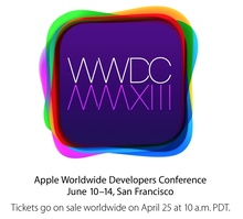 Apple Worldwide Developers Conference 2013