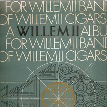 Willem II Cigar Bands Album (1966)